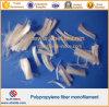 Fibra del calcestruzzo del Multifilament del monofilamento del polipropilene pp