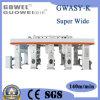 Ultra-ancho de la máquina de impresión en huecograbado ordenador especial (GWASY-K)