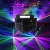 De Club van de nacht toont de Projector van het Systeem 5W RGB Licht van de Laser van de Animatie