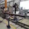 Rohr-Spulen-Herstellungs-automatisches Rohr-Schweißgerät