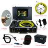 Câmera impermeável com o diodo emissor de luz da luz para o sistema de inspeção do vídeo da tubulação