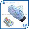 Концы радуги щетки инструмента Перчатк-Холить холить любимчика цветастые для массажа для собаки & кота (righthand)