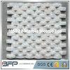 Rosafarbener/Normallack-Marmor-Mosaik für Wand-Fliese und Umhüllung