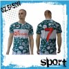 Équipe de conception originale Sublimated Printing Sports T-Shirts (T005)
