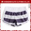 La spiaggia blu e bianca di alta qualità comoda della striscia dello Swimwear mette 9eltbsi-43 in cortocircuito)