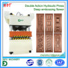 Presse hydraulique de double action neuve pour de plaque métallique