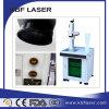 20W de Laser die van de vezel Machine voor Roestvrij staal/Aluminium/Ijzer merken