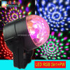 Nouvelle conception 5 couleurs LED Disco Light Crystal Magic Ball Light Party DJ Holiday Projector