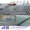 Rejilla de acero galvanizado de bajo coste con alta calidad