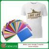 Qingyi weiches PU-Wärmeübertragung-Vinyl für T-Shirt