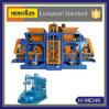 Cuber를 가진 기계를 만드는 충분히 허큘리스 II 유럽인 질 자동적인 콘크리트 블록