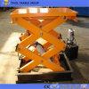 Sjg0.3-1.2 1.2 metros fixo de alta qualidade elevador de tesoura