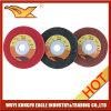4 pouces de roue de polissage abrasif non tissé pour acier inoxydable