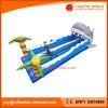 Lustiges aufblasbares Seeweltfederelement-Läufer-Sport-Spiel (T7-003)