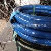 Fllexible haute pression de l'eau en caoutchouc flexible tressé