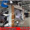 Machine de presse à impression flexographique / Six-Color / for Labels / Central Drum
