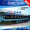4 трейлер тележки перехода контейнера Axles 53ft планшетный Semi
