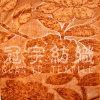Chenille JACQUARD Tissu de polyester et de l'acrylique pour la décoration d'accueil
