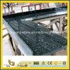 Kitchenのための製造されたEmerald Pearl Granite Counter Top