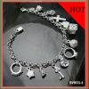 Il nuovo argento solido incanta il braccialetto (SVB01-1)