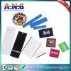 Personnaliser l'étiquette lavable de blanchisserie d'impression de silicones d'IDENTIFICATION RF imperméable à l'eau d'étiquette