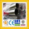 304/201/316 de tubo decorativo do aço inoxidável