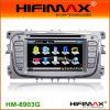 Hifimax alquiler de DVD, navegación GPS para Ford Focus (2009) (HM-8903G)