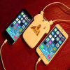 Personnaliser le côté portatif ultra-mince de pouvoir de batterie mobile Shaped du Jersey de cadeaux de Noël