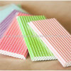 Straw de papel para Party Decoration