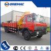 Grúa Xcm del camión 5 toneladas del carro de Mounte de grúa telescópica del auge