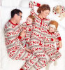 Pyjamas confortables en gros de Noël de famille