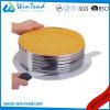 Forme ronde extensible de moulage de gâteau de traitement au four d'acier inoxydable d'usine avec la ligne de découpage