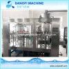 병에 넣어진 순수한 광수 충전물 기계