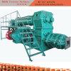 中国の南西工場からの焼結させた煉瓦作成機械