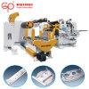 3 in 1 servo macchina dell'alimentatore di Nc con la macchina di Uncoiler del raddrizzatore (MAC4-1400H)