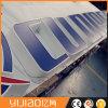 La UL certificó cartas del LED para hacer las muestras la carta de canal puesta a contraluz decorativa del LED