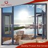 Aluminiumprofil-Doppelt-Glasmarkisen-Fenster mit Insekt-Bildschirm