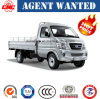 No. 1 carro más grande chino del cargo del camión del rectángulo K21 LHD del cargo mini pequeño