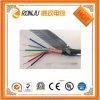 Venda por grosso de 8 Core 0,3mm2 com isolamento de PVC AC cabos eléctricos e o fio de Eletrodomésticos