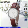 Orologio della donna del regalo del quarzo di modo del ODM (Wy-070E)