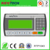 Programmable индикация регулятора логики или панель текста, (RTP1043)