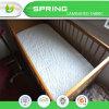 高品質の吸収性の速い乾燥のベビーベッドの防水マットレスの保護装置