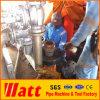 Het gespleten die Knipsel van de Pijp van het Frame en Beveling Machine L8 in de Oliemaatschappij van Thailand wordt gebruikt