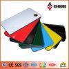 Ideabond Matériau de revêtement Panneau de publicité d'échantillons Panneaux muraux en résine de polyester Matériaux de construction en provenance d'un fournisseur chinois