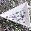 Pegamento de los Rhinestones del Ab Hotfix del cristal de la alta calidad en la ropa en bulto