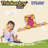 Le jouet éducatif de qualité badine le bloc constitutif en plastique