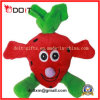 Alta qualità Smile Strawberry Plush Fruit Toys per Pets