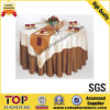 Poliéster Hotel Banquet Hall Table Cloth (TB-1106)