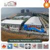 Grote Tent voor Tentoonstelling met de Muren van het Glas voor de Markt van Goederen