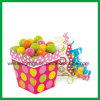 Bunter Geschenk-Kasten/Papierkasten/verpackenkasten-/Candy-Kasten